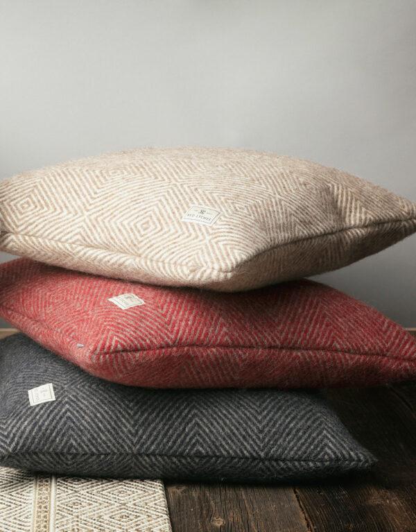 Poduszki dekoracyjne Red Lychee Cosmopolitan